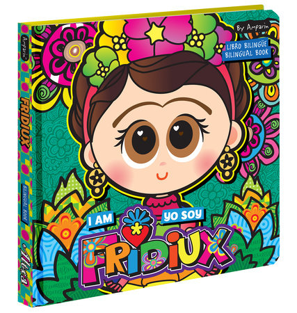I am Fridiux by Amparin and Univision