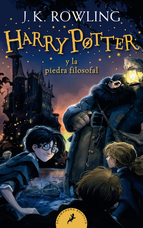 Harry Potter y la piedra filosofal / Harry Potter and the Sorcerer's Stone by J.K. Rowling