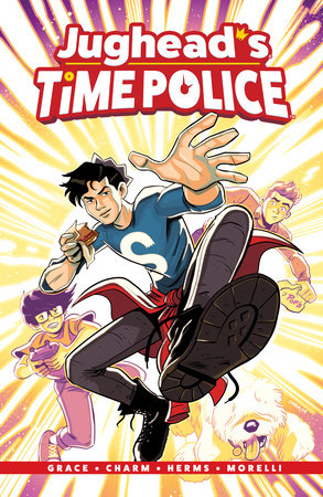 Jughead's Time Police by Sina Grace