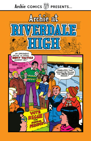 Archie at Riverdale High Vol. 3 by Archie Superstars