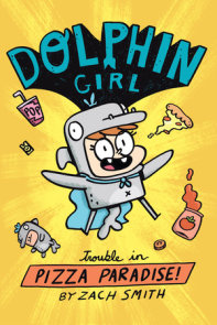 Dolphin Girl 1: Trouble in Pizza Paradise!