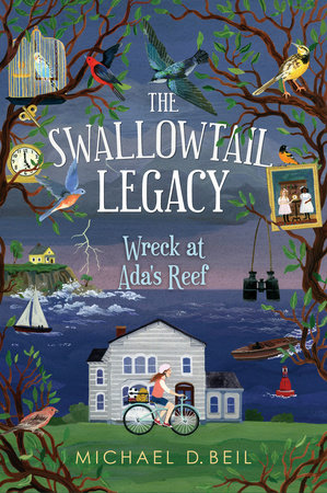 The SwallowtailLegacy 1: Wreck at Ada's Reef by Michael D. Beil