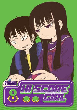 Hi Score Girl 02 by Rensuke Oshikiri