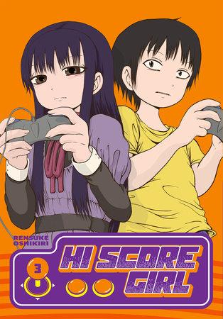 Hi Score Girl 03 by Rensuke Oshikiri