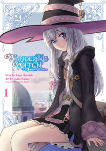 Wandering Witch (Manga) 01