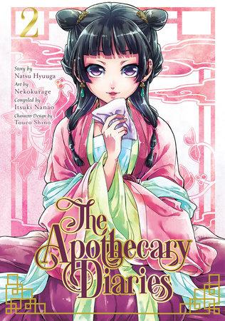 The Apothecary Diaries 02 by Natsu Hyuuga