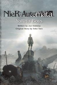 NieR:Automata - YoRHa Boys