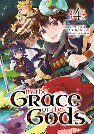 By the Grace of the Gods (Manga) 04