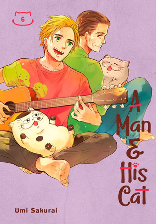 A Man and His Cat 06 by Umi Sakurai
