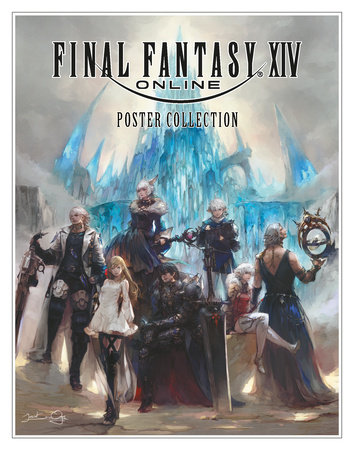 Final Fantasy XIV Poster Collection by Square Enix