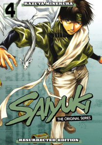 Saiyuki: The Original Series  Resurrected Edition 4