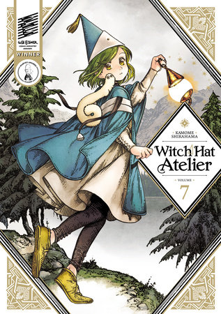Witch Hat Atelier 7 by Kamone Shirahama