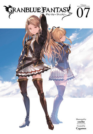 Granblue Fantasy (Manga) 7 by