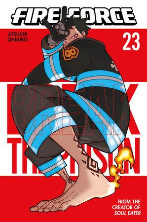 Fire Force 23 by Atsushi Ohkubo