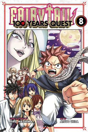 FAIRY TAIL: 100 Years Quest 8 by Hiro Mashima