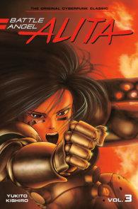 Battle Angel Alita 3 (Paperback)