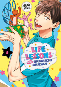 Life Lessons with Uramichi Oniisan 3