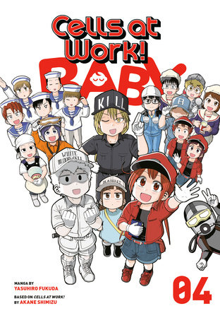 Cells at Work! Baby 4