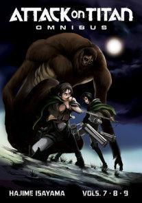 Attack on Titan Omnibus 3 (Vol. 7-9)
