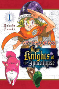 The Seven Deadly Sins: Four Knights of the Apocalypse 1