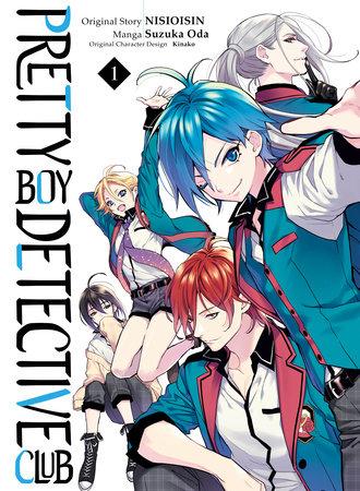 Pretty Boy Detective Club (manga), volume 1 by NISIOISIN