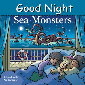 Good Night Sea Monsters