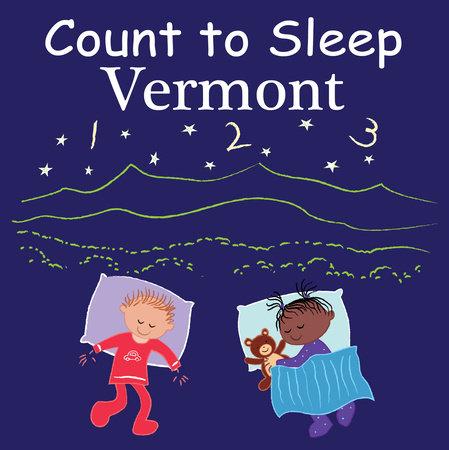 Count to Sleep Vermont by Adam Gamble and Mark Jasper