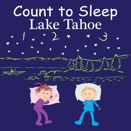 Count to Sleep Lake Tahoe by Adam Gamble and Mark Jasper