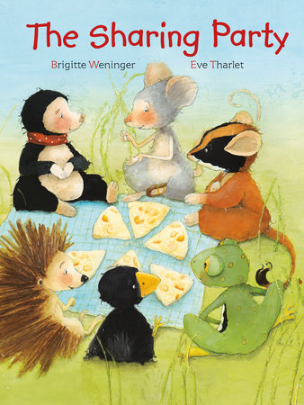 The Sharing Party by Brigitte Weninger