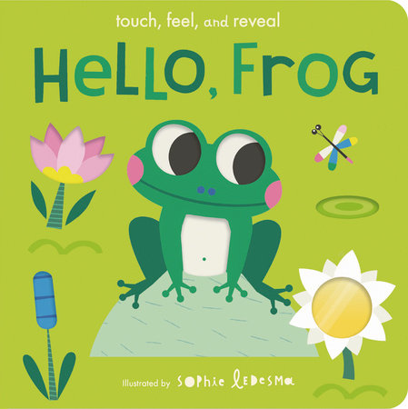 Hello, Frog by Isabel Otter
