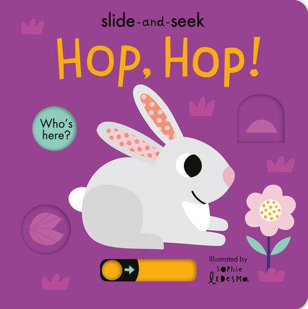 Hop, Hop! by Isabel Otter