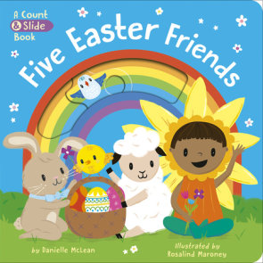 Five Easter Friends
