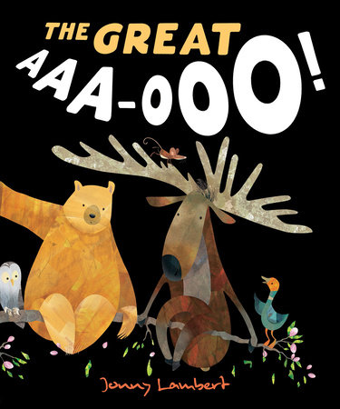 The Great AAA-OOO! by Jonny Lambert