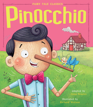 Pinocchio by Tiger Tales