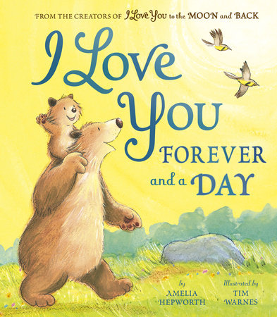 I Love You Night and Day by Amelia Hepworth
