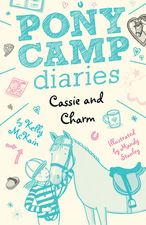 Cassie and Charm by Kelly McKain
