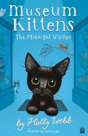 The Midnight Visitor by Holly Webb