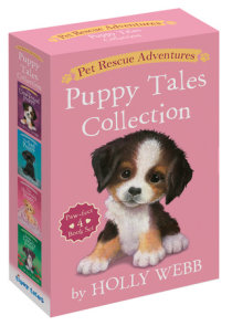 Pet Rescue Adventures Puppy Tales Collection: Paw-fect 4 Book Set