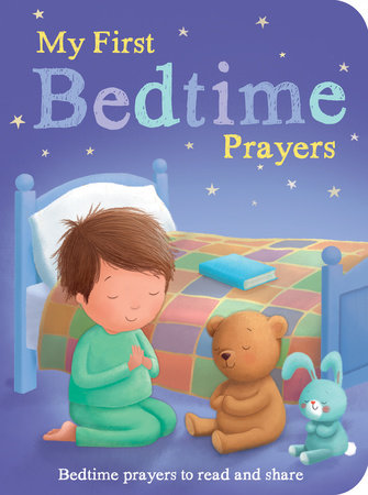 My First Bedtime Prayers by Tiger Tales