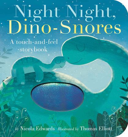 Night Night, Dino-Snores by Nicola Edwards