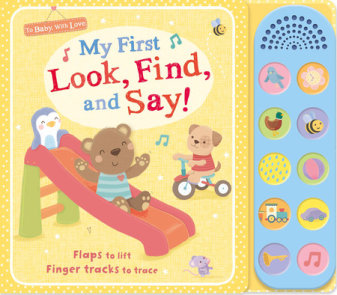 My First Look, Find, and Say!