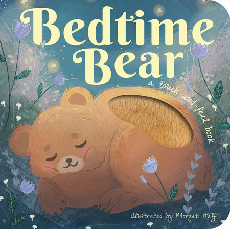 Bedtime Bear by Patricia Hegarty