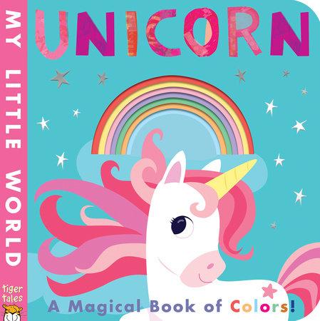 Unicorn by Patricia Hegarty