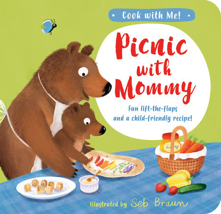 Picnic with Mommy by Kathryn Smith