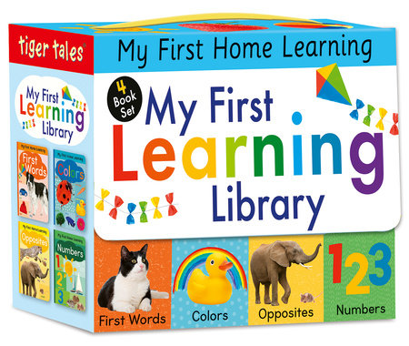 My First Learning Library by Lauren Crisp