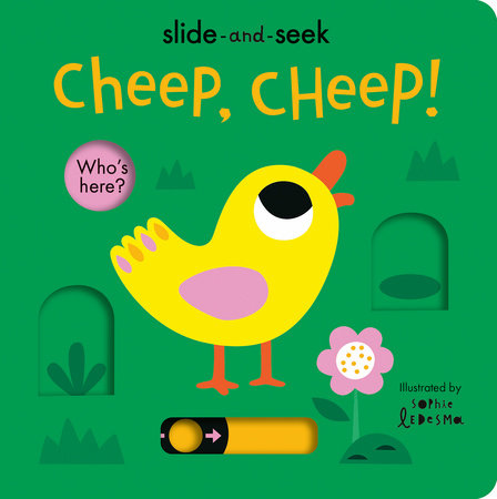 Cheep, Cheep! by Isabel Otter