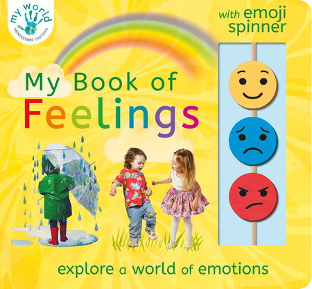 My Book of Feelings by Nicola Edwards