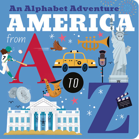 America from A to Z by Amelia Hepworth