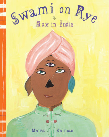 Swami on Rye by Maira Kalman