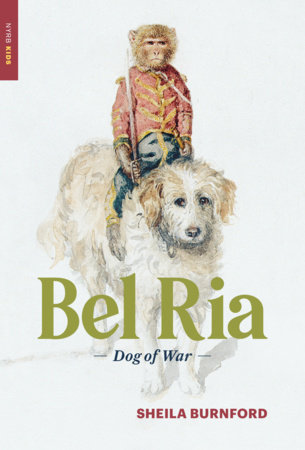 Bel Ria by Sheila Burnford